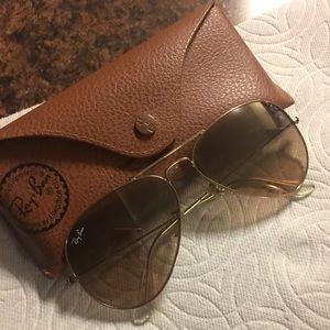 Ray-Ban Aviator sunglasses,RB3025 001/3E